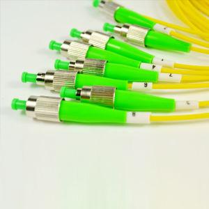 Gpon Passive PLC Optical Fiber Splitter with FC APC Connector pictures & photos