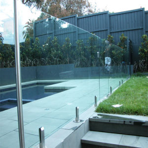 Stainless Steel 316 Balcony Glass Railing Balustrades Handrails pictures & photos