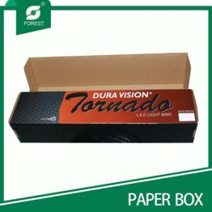 Color Paper Folding Corrugated Box pictures & photos