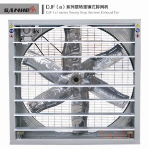Djf (A) Type Swung Drop Hammer Poultry Equipment Fan /Poultry Fan pictures & photos