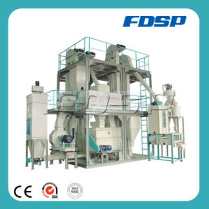 Small Scale Poultry Animal Feed Machine Pellet Feed Plant pictures & photos