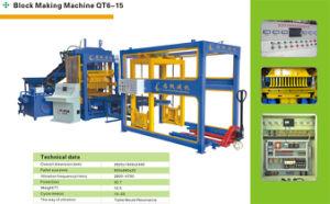 Automatic Block Making Machine, AAC Plant (QT6-15)
