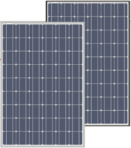 Monocrystalline 220W Solar Panel pictures & photos