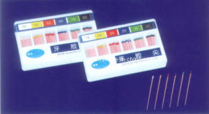 Dental Adhesive Gutta Percha Paper Points (I-24, I-25) pictures & photos
