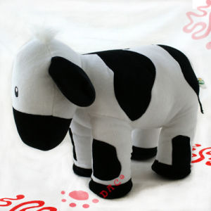 Gots Stuffed Cow Organic Cotton pictures & photos
