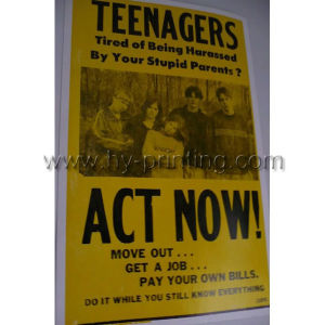 Poster Printng