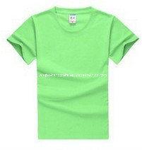 Custom Wholesale Sport 100% Cotton Promotion Blank T-Shirt pictures & photos