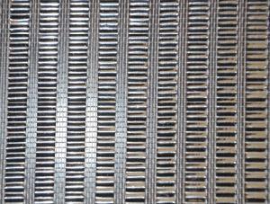 100% Virgin HDPE Aluminum Foil Mesh