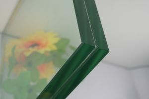 6.38mm Clear / Tinted Laminated Glass