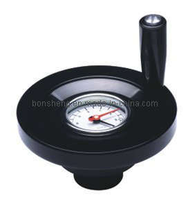 Solid Control Handwheel for Position Indicator with Revolving Handle (P200201) pictures & photos