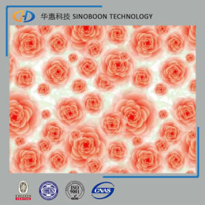 Flower Pattern PPGI Prepainted Steel Sheet at Best Quality pictures & photos