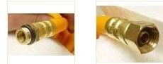 8.5mm Hose Couplings/Copper Couplings pictures & photos