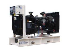 180kVA Diesel Generator of Open Type pictures & photos
