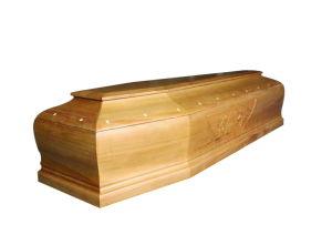 Italian Style Coffin (BN-L-620B)