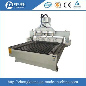 4 Axis Rotary Attachment 3D CNC Router Machine pictures & photos
