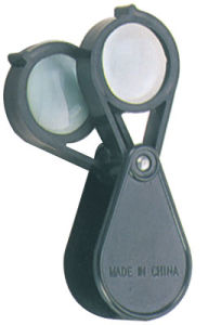 (5+10) X30 Fresnel Magnifiers (FF230A) pictures & photos