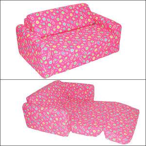 Kids Sofa Sleeper/ Pink Flower (MACS0006)