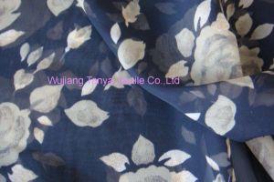 Printed Chiffon Fabric/Polyester Chiffon