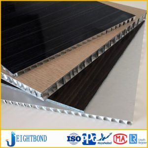 Formica HPL Aluminum Honeycomb Panel for Wall Materials pictures & photos