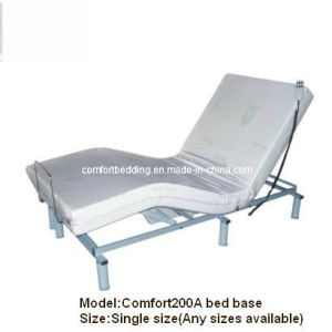 Hot Sale Electric Adjustable Bed with Okin Motor pictures & photos
