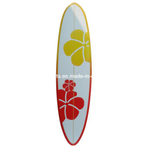 Surface with Flower Girls Yoga Egg Surfboard Stand up Paddle Boards pictures & photos
