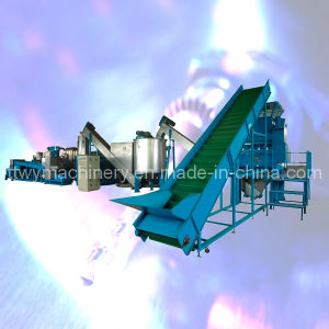 Plastic Recycling Machine for Waste PP/PE (TSJ160) pictures & photos