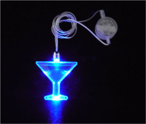LED Flashing Necklace (QNK114) pictures & photos