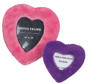 Plush Photo Frame