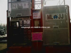 Construction Hoist Sc100/100 pictures & photos