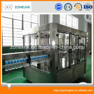 Automatic 3 in 1 Monoblock Pet Bottle Mineral Water Filling Machine pictures & photos