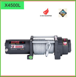 4500lbs Ce Cetificated Waterproof UTV Winch pictures & photos