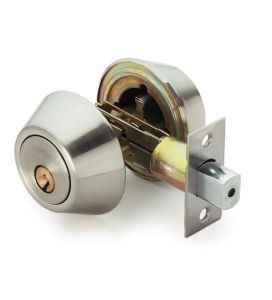 Kw1 Key Way Deadbolt Lock (JM-102) pictures & photos