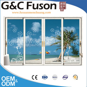 Aluminium Heavy Lift and Sliding Door Anti-Ultraviolet (FX-15091) pictures & photos