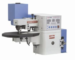 Thermo-Cementing Edge Folder Machine (678A)