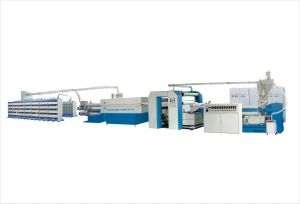 High Speed Plastic Tape Yarn Stretching Line (SJ-90/33, SJ-100/31, SJ-120/30)