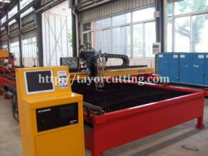 CNC Gas Cutting Machine, Metal Plate Cutting Machine pictures & photos