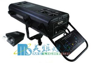 Follow Spot / Stage Light (FS 2500DMX) pictures & photos