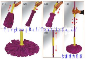 Microfiber Mop (BOLI-38)