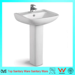 Wholesale Best Price Wash Basin Pedestal Prices pictures & photos