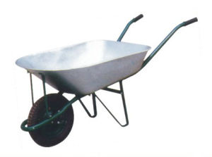 Wheelbarrow (WB7201) with Zinc Tray