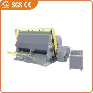 Die Cutting & Creasing Machine (CE) (ML2500-ML3000) pictures & photos