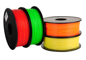 Multi-Color ABS/PLA Filament for 3D Printer pictures & photos