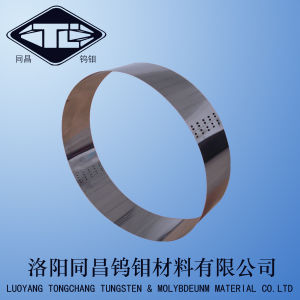 High Quality Bright 99.95% Molybdenum Ring Diameter 80mm pictures & photos