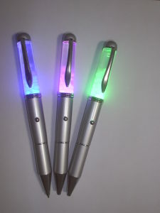 Cool Liquid Pen with 7 Color (QSP-019B) pictures & photos