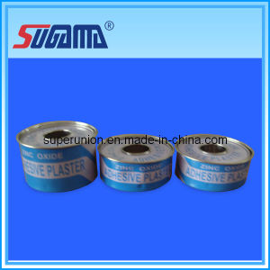 Medical Zinc Oxide Adhesive Plaster Tape pictures & photos