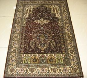 Silk Carpet-2.5*4 Square Feet 500Lines (YISI1055)