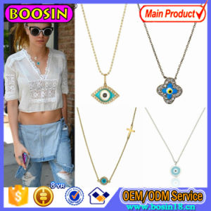 Fashion Evil Eye Pendant Necklace Jewelry for Women Wholesale pictures & photos