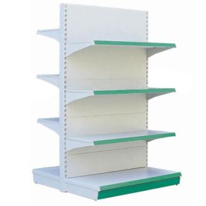 Gondalo/ Supermarket Shelf With Back Board (005)
