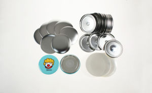 Diameter 56mm ND. Magnet Button pictures & photos
