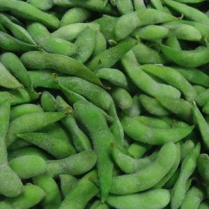 Frozen Edamame Soybeans, IQF Green Soybean